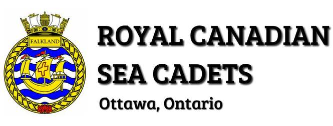 ROYAL CANADIAN SEA CADETS OTTAWA, ONTARIO